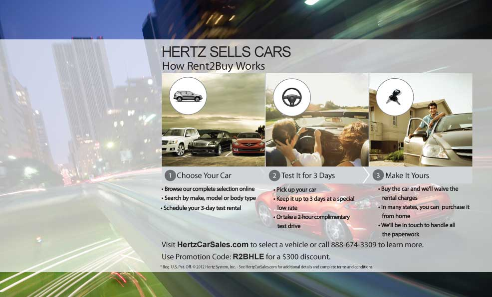 HERTZ Insurance Replacement System